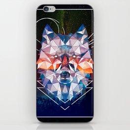 Spirit of Wolfsbane iPhone Skin