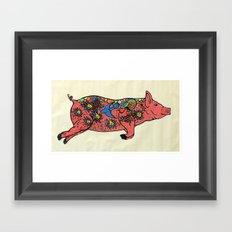 Hammond*  Framed Art Print