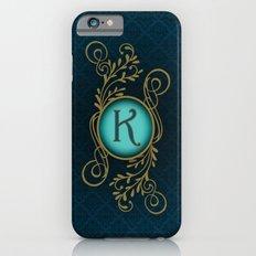 Letter K Slim Case iPhone 6