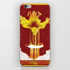 The Lily Bomb iPhone & iPod Skin