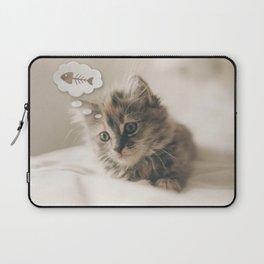 Dreaming Cat Laptop Sleeve