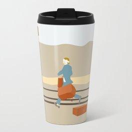 the darjeeling limited Travel Mug