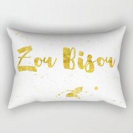 Zou bisou Rectangular Pillow