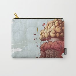 Agaricus Carry-All Pouch
