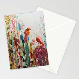 la romance Stationery Cards