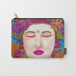 Close Your Eyes,Fall in Love, Stay There Carry-All Pouch