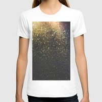 sparkle T-shirts featuring Sparkle by Jane Lacey Smith