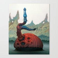Magwan Flan Canvas Print