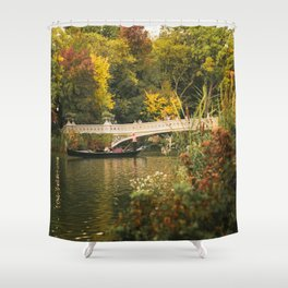 New York City Romance Shower Curtain