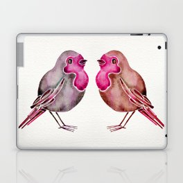 Rosie Birds Laptop & iPad Skin