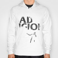 religion Hoodies featuring bad Religion by David BASSO
