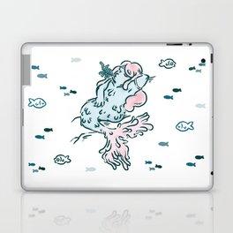 Seaweed & chill Laptop & iPad Skin