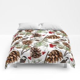 Winter Theme Comforters