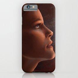 Captain Kathryn Janeway iPhone Case