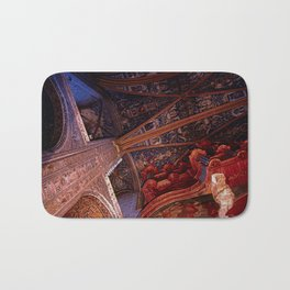 Looking Up - Albi Cathedral Bath Mat