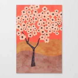 Janie's Pear Tree Canvas Print