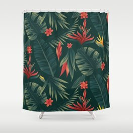 Floral Art #4 Shower Curtain