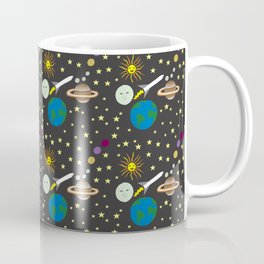 The Space Launch 2018 Coffee Mug