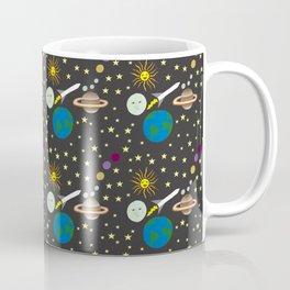 The Space Launch 2018 Coffee Mug