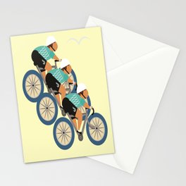 Team Ride Stationery Cards