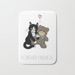 Forever Friends Bath Mat