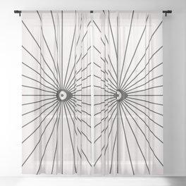 Big Brother Sheer Curtain