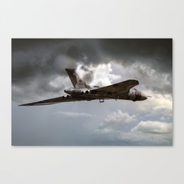 Vulcan V-Force Canvas Print