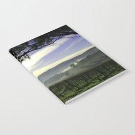 Barossa Sunrise Landscape Notebook