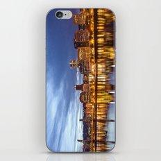 That Portland Skyline iPhone & iPod Skin
