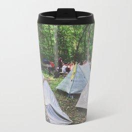 Tent City •Appalachian Trail Travel Mug