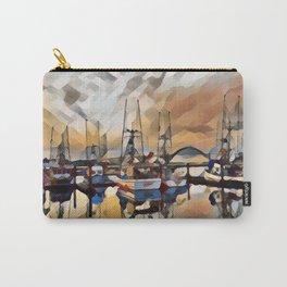 Marina Newport Oregon Carry-All Pouch