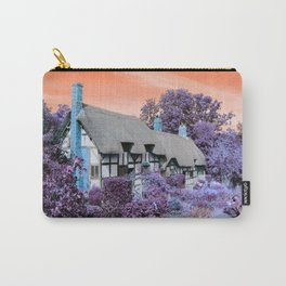 Psychedelic Cottage II Carry-All Pouch