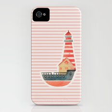 To The Land of Imagination Slim Case iPhone (4, 4s)