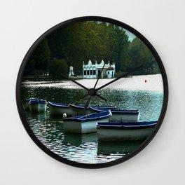 Blissful Moment Wall Clock