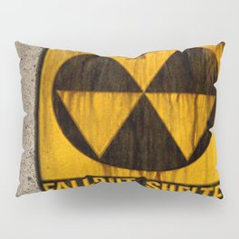 Fallout Shelter Pillow Sham
