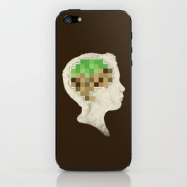 Mind Crafted iPhone Skin