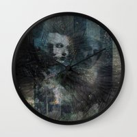 dark souls Wall Clocks featuring Dark Souls by Lil'h