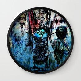 SAGRADA LOVECRAFT FAMILIA Wall Clock