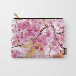 Bloom, bloom, bloom! Carry-All Pouch