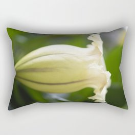 Chalice Vine Rectangular Pillow