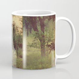When a Cloud Misses Earth it Hides Amongst the Fog Coffee Mug