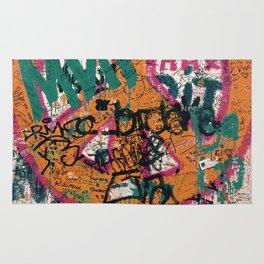 The Berlin Wall 2 Rug