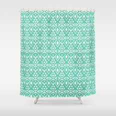 Ancient Tribe Shower Curtain