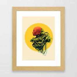 Scaph Framed Art Print
