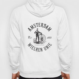 Amsterdam Bicycle Club Netherlands Holland Cycling T-Shirts Hoody