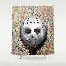 Cereal Killer Shower Curtain