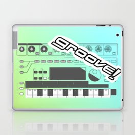 Groove! Laptop & iPad Skin