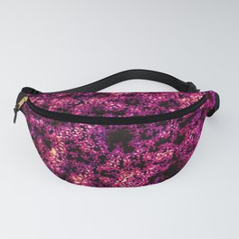Queen Anne's Lace in Red Fanny Pack