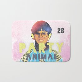 Party Animal Bath Mat
