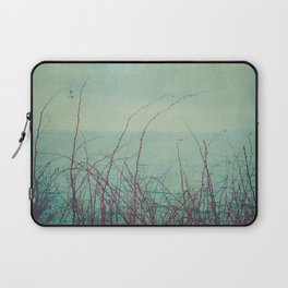 She Would Float and Stare at the Sky Laptop Sleeve